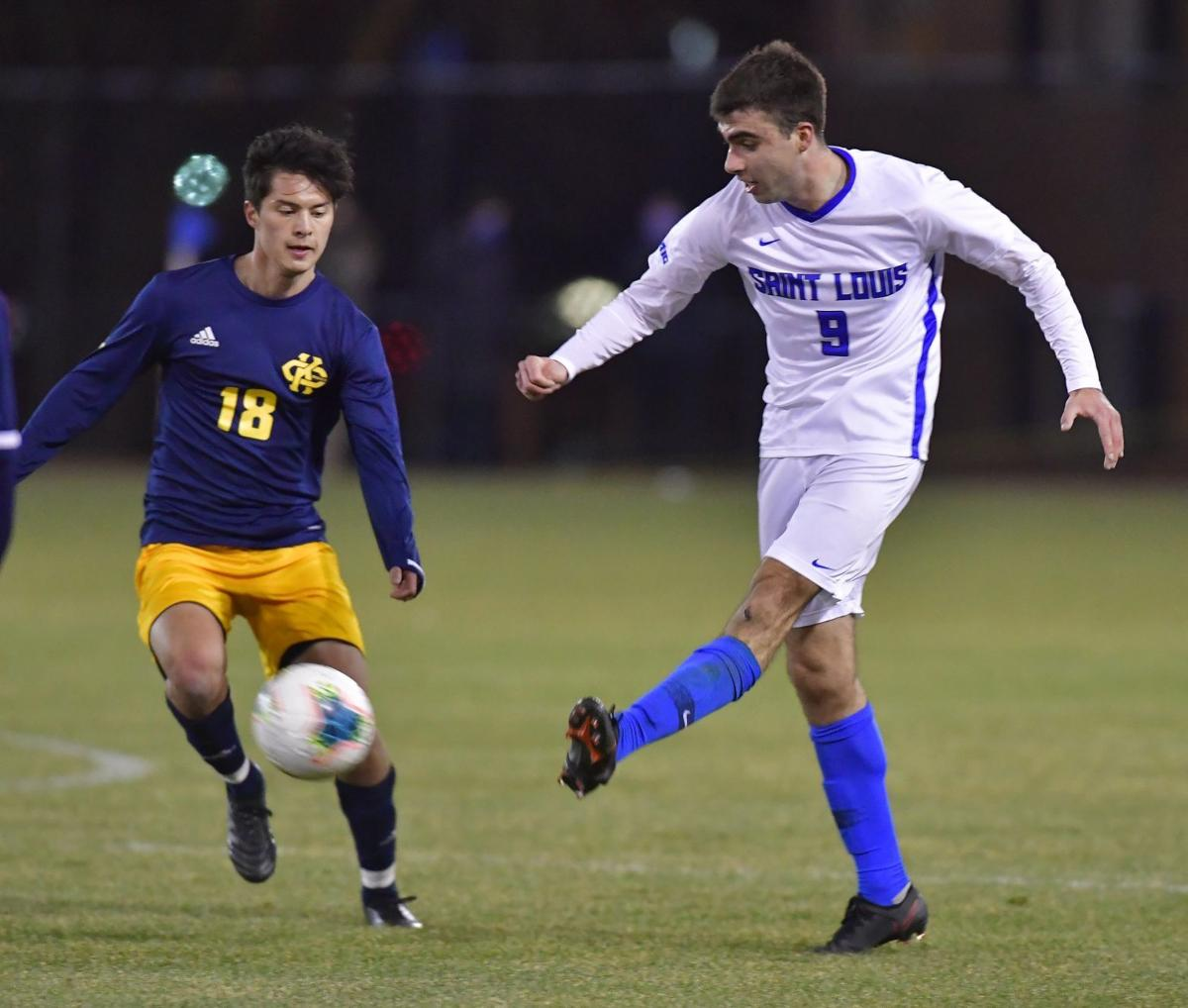 SLU vs UMKC Mens Soccer