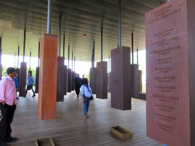 Lynching memorial may be game-changer for Montgomery tourism