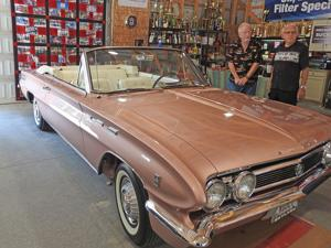 Beautiful Buick Skylark is part of the John Cook collection!.