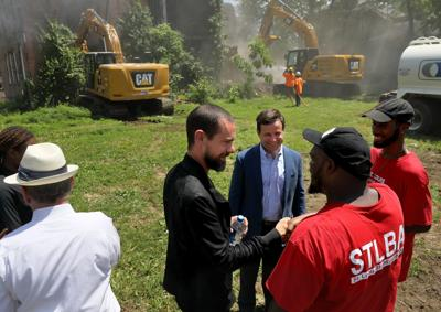 St. Louis Blight Authority gets funding from Dorsey and Pulte