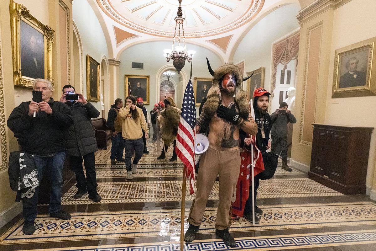 hires: Capitol riot
