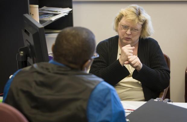 In Kirkwood deaf caseworkers bring vital skills to their job
