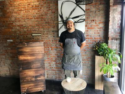 Rising star Nick Bognar opens Indo today in Botanical