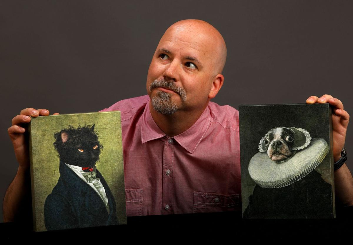 Made in St. Louis: Portrait Your Pet