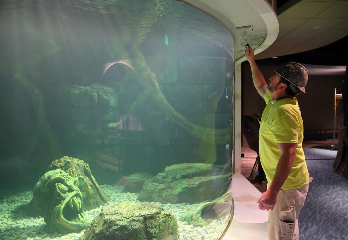 Flipboard: St. Louis Aquarium at Union Station to open ...