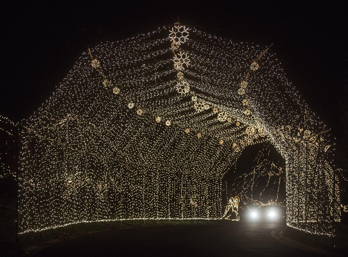 Way of Lights, National Shrine of Our Lady of Snows