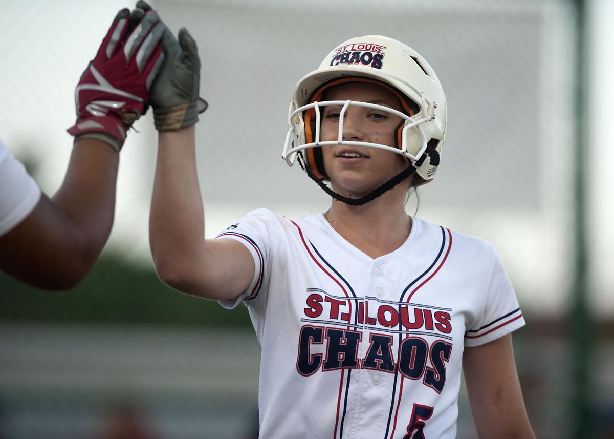Usa Softball Of St Louis Senior All Star Game Fall Kaos Welder Welding 3dimensi