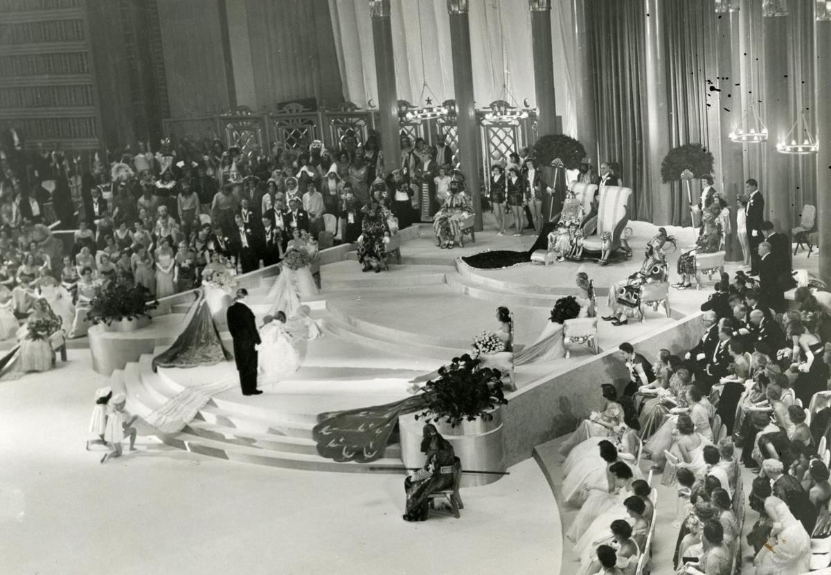 1949 Veiled Prophet