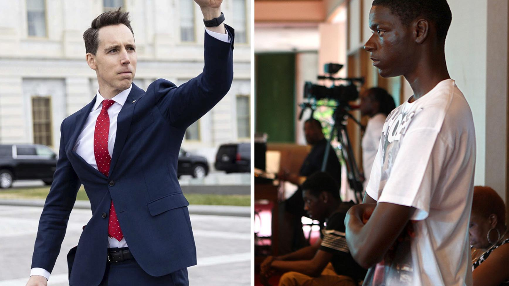 Antonio French: A clear double standard is at play in the treatment of Black, white protesters