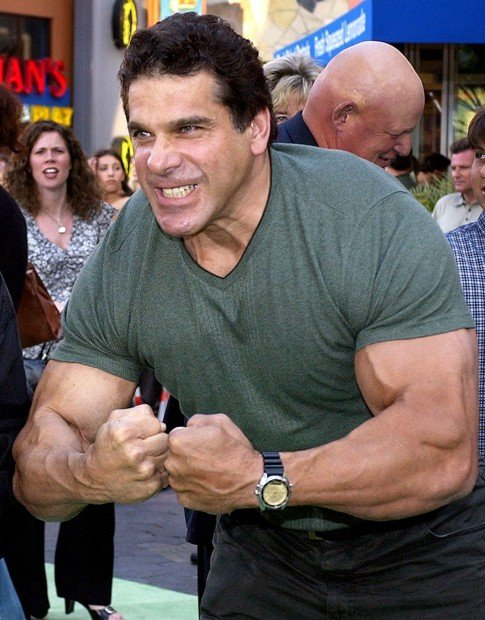 lou ferrigno won t make it to st louis but he s still a hero to
