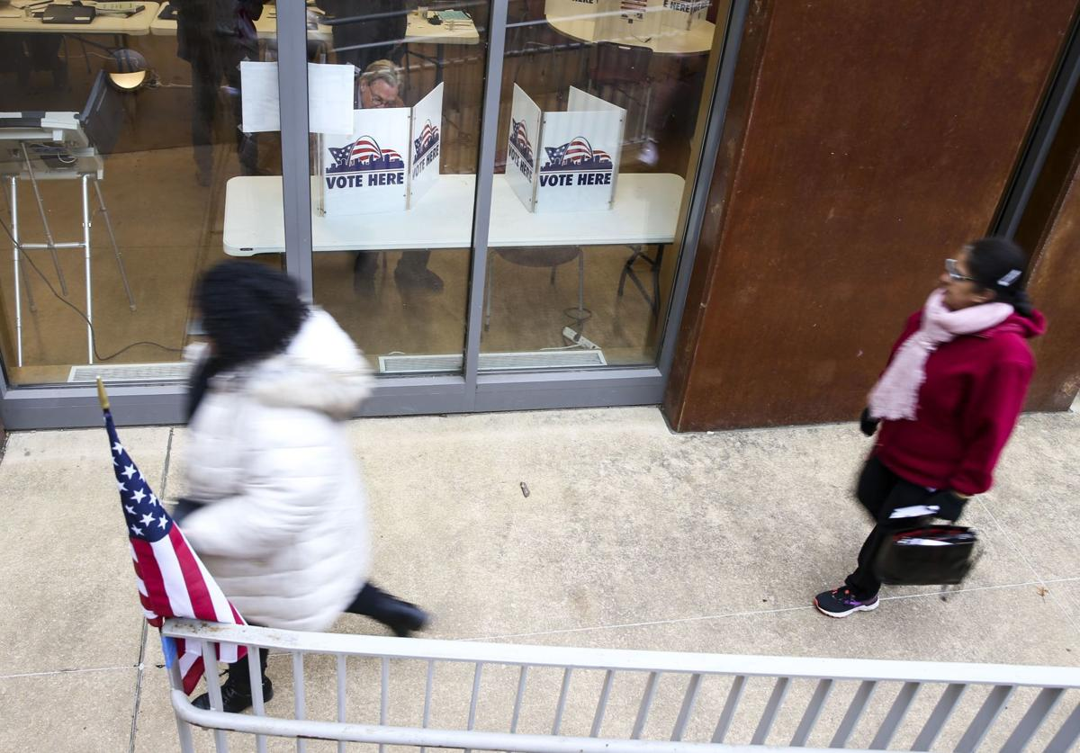 New City School open for voting