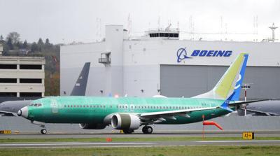 Law firm says it settled some cases involving Boeing crashes