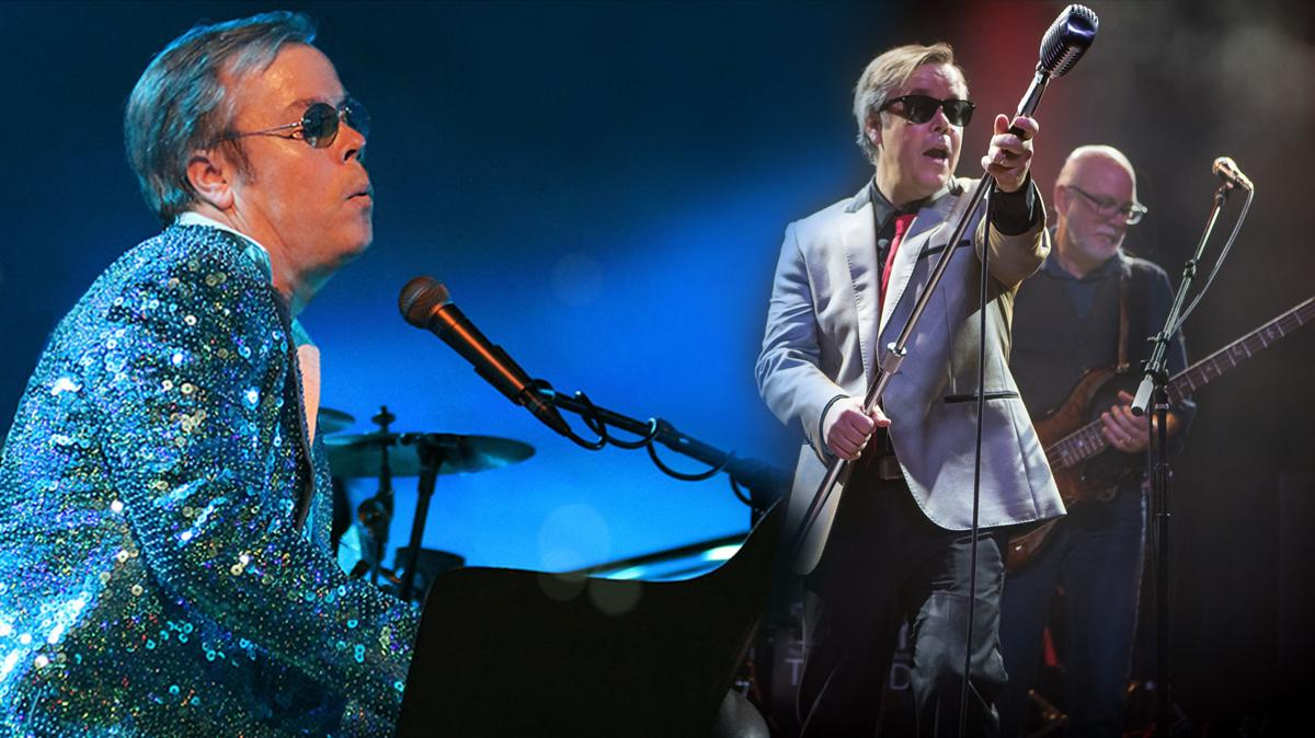Dogs of Society: The Ultimate Elton Rock Tribute