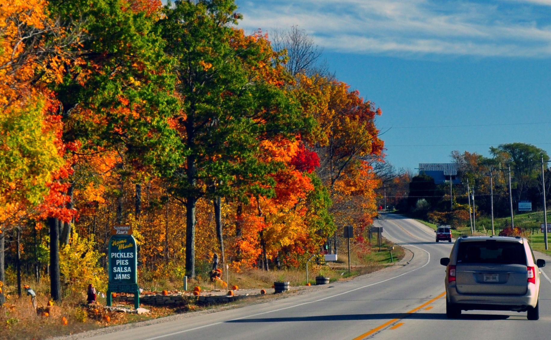 Wisconsinu0027s Door County & Fall foliage lights up Wisconsinu0027s Door County   Travel   stltoday.com pezcame.com