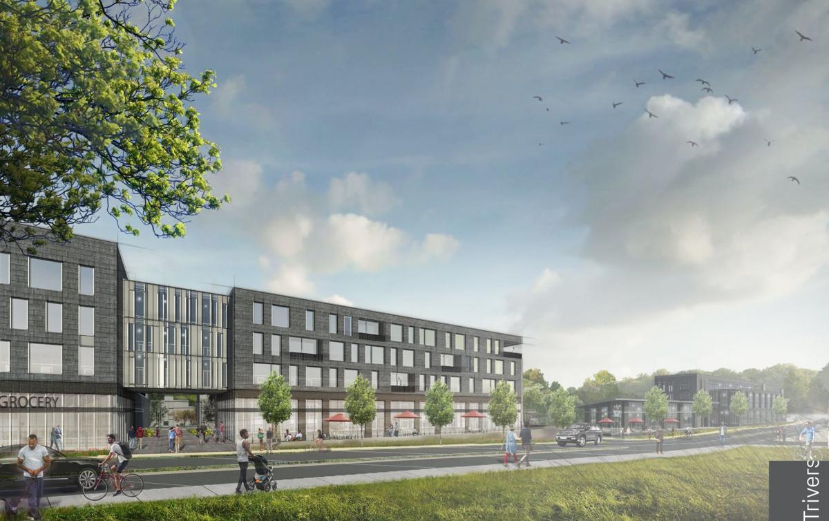 Developer plans $60 million, mixed-use project near UMSL, MetroLink