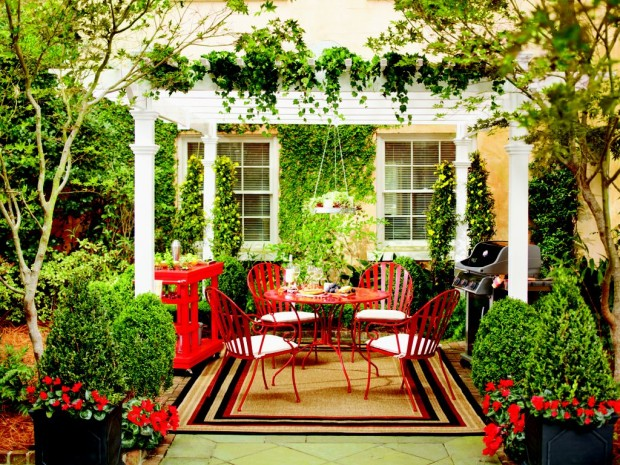 simple solutions to perk up your home for spring home and ga