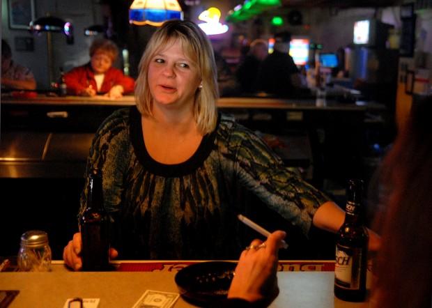 Smoking ban impacts bars