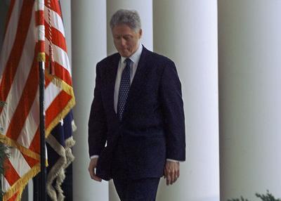 1999: Bill Clinton