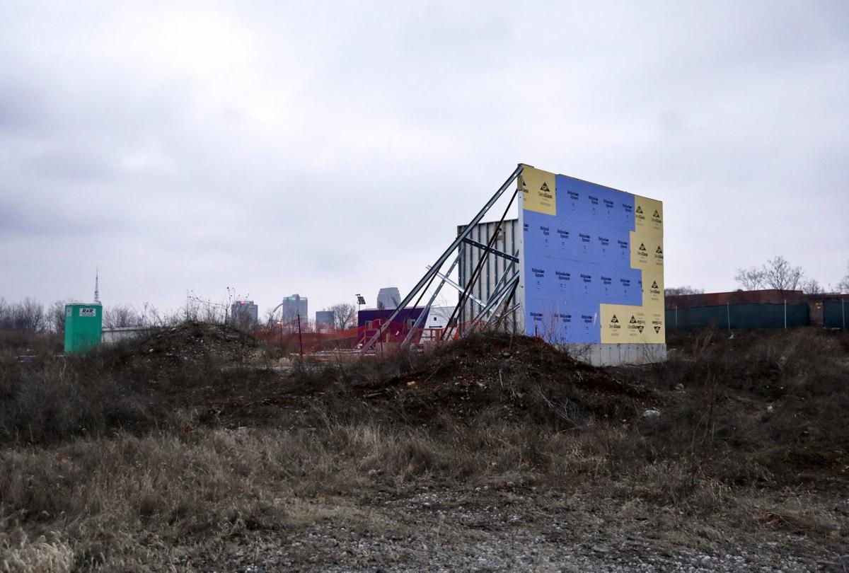 Construction stalled on Homer G. Phillips Hospital