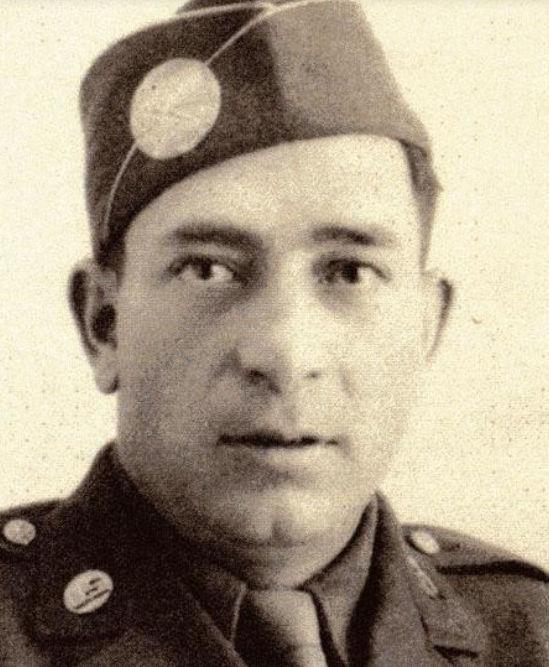 Army Staff Sgt. Michael Aiello