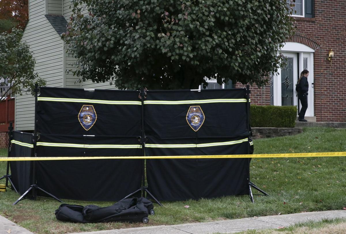 St. Charles man found dead in front yard of home, Major Case Squad investigating