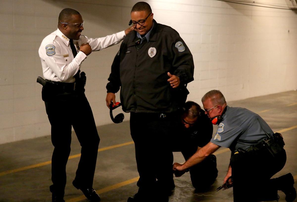 Ferguson police chief steps down