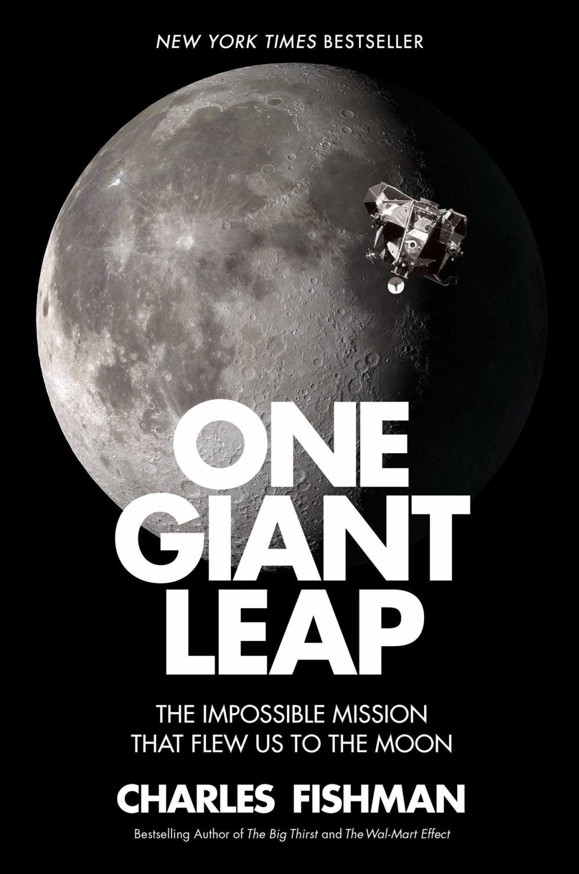 """One Giant Leap"" by Charles Fishman"