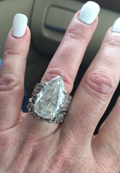 12.5-carat ring recovered by trash company