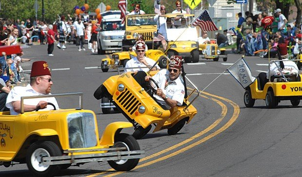 Shriner Car: PHOTOS: Shriners On Parade In St. Charles