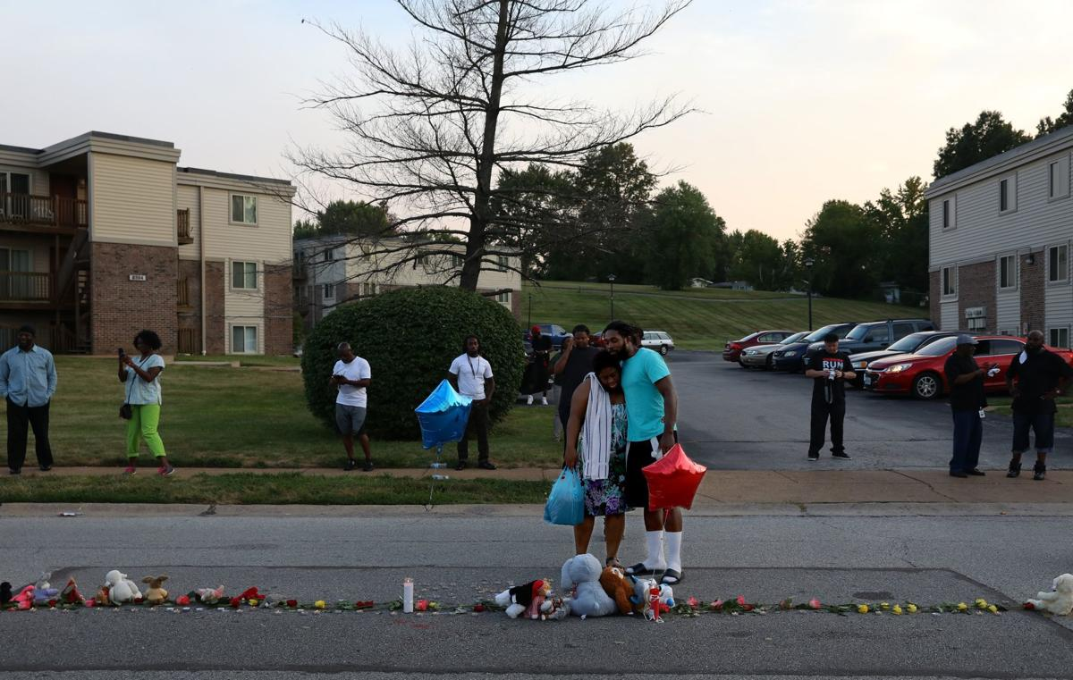 Fourth anniversary of Ferguson police shooting of Michael Brown Jr.