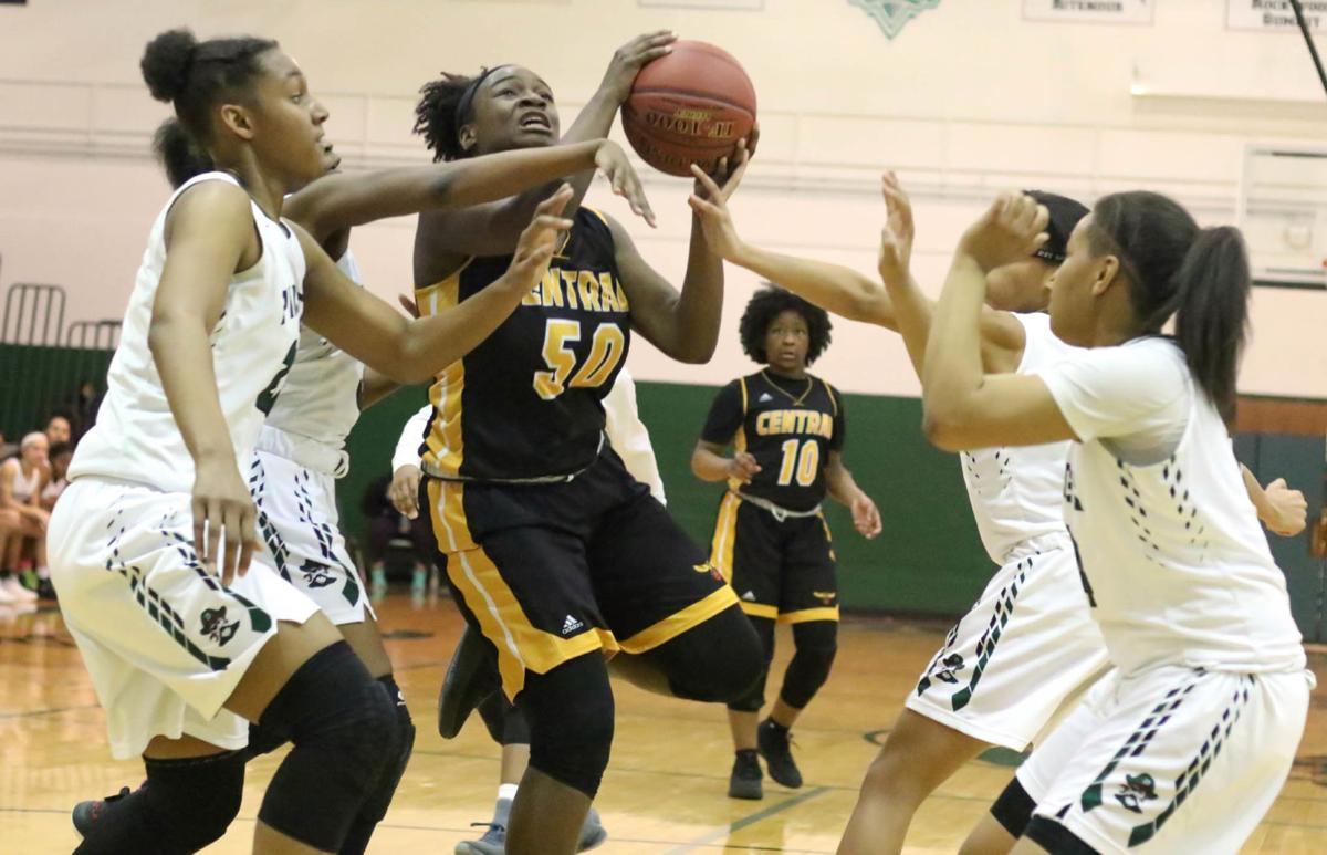 Pattonville vs. Hazelwood Central girls basketball