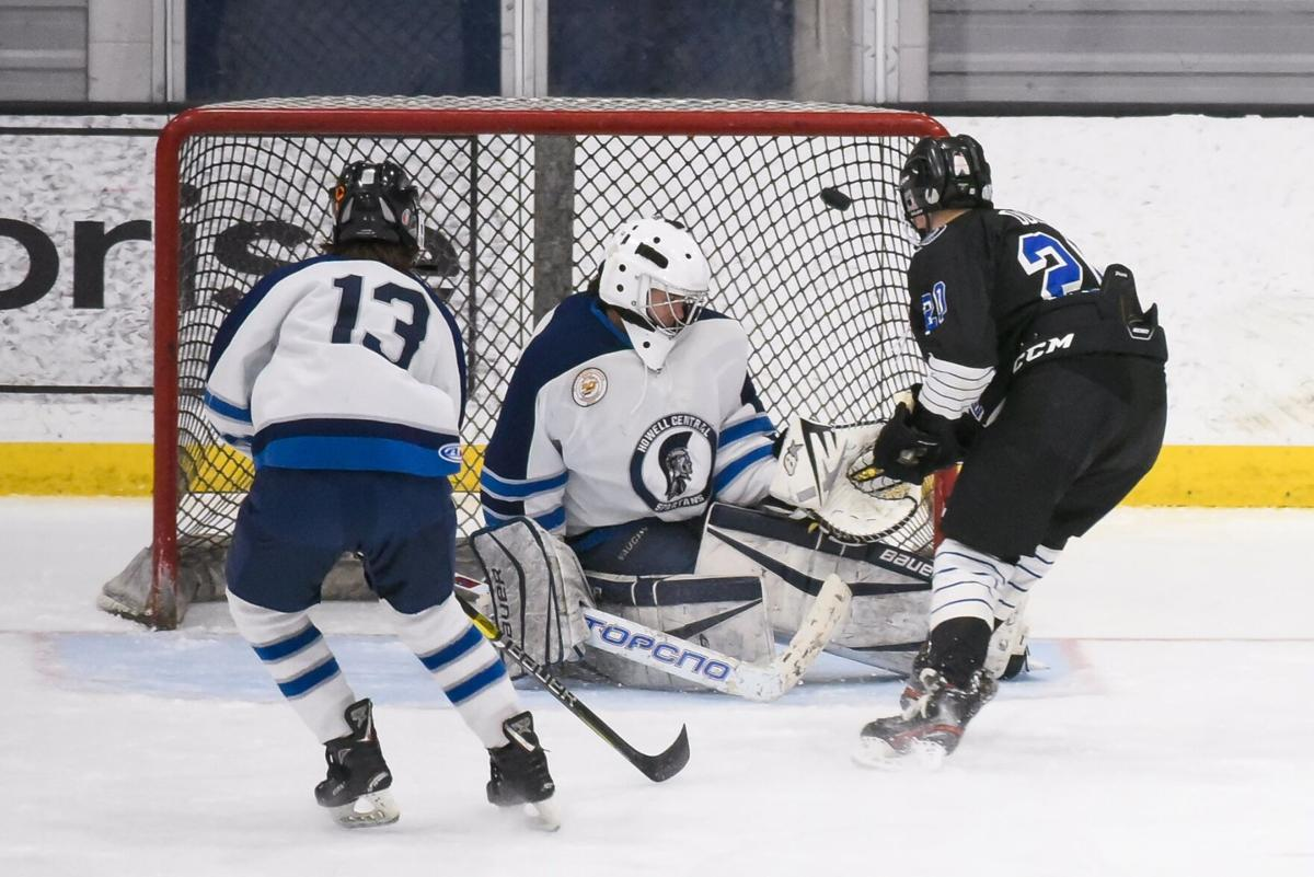 02/19/2021 - ice hockey - Duchesne vs FH Central