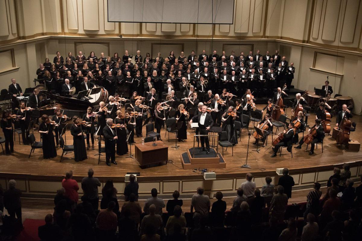 St. Louis Symphony Chorus and Orchestra