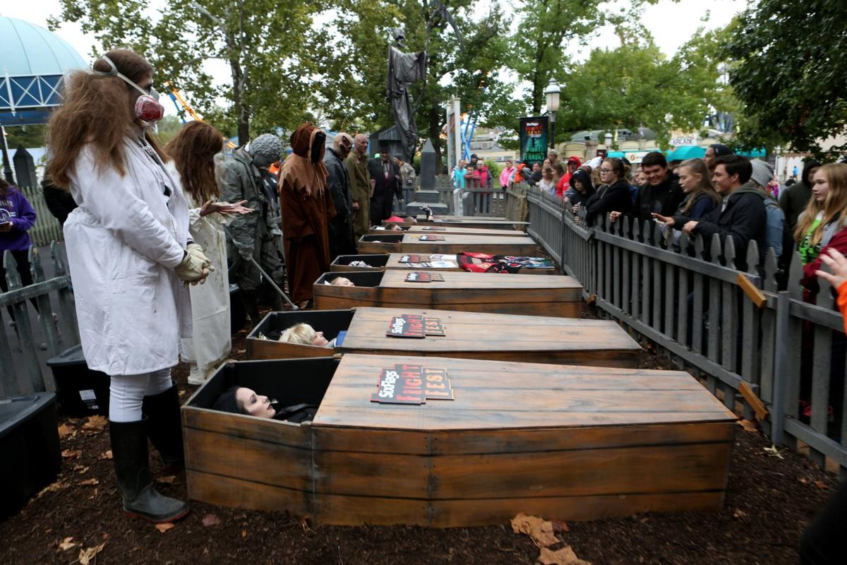 day of the dead all six participants outlast six flags st louis