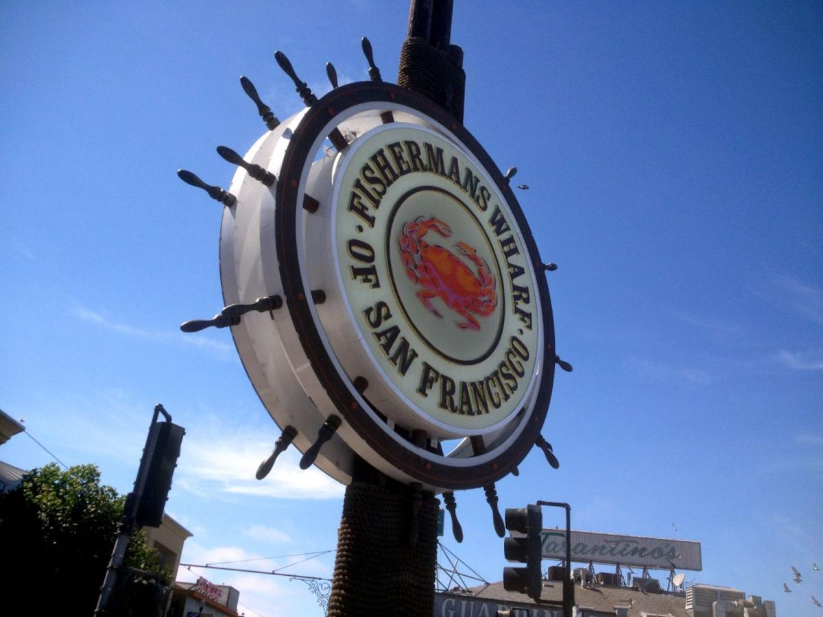 0325641b Pier 39 is just a part of adventure-filled Fisherman's Wharf in San ...