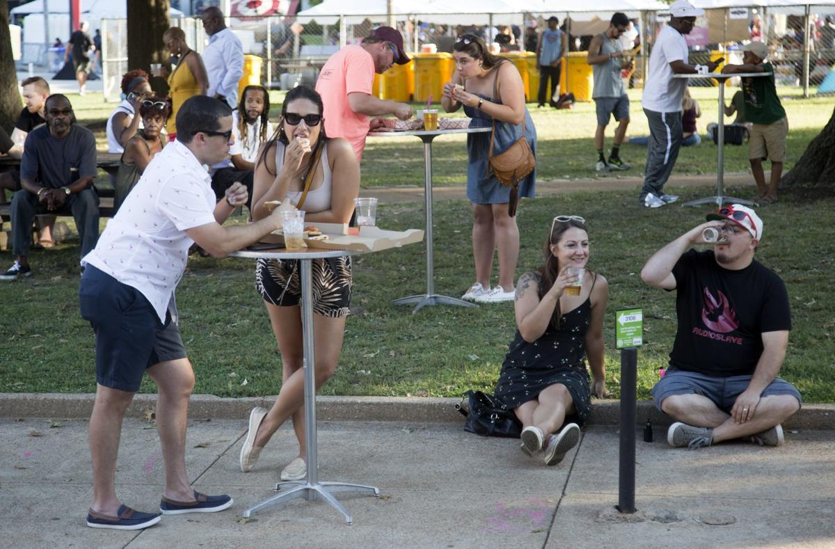 Photos: Taste of St. Louis returns to downtown