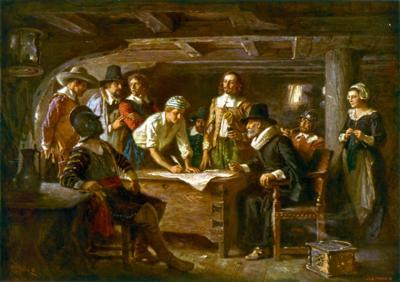 e82185fb How private property and economic freedom saved the Pilgrims | Guest ...