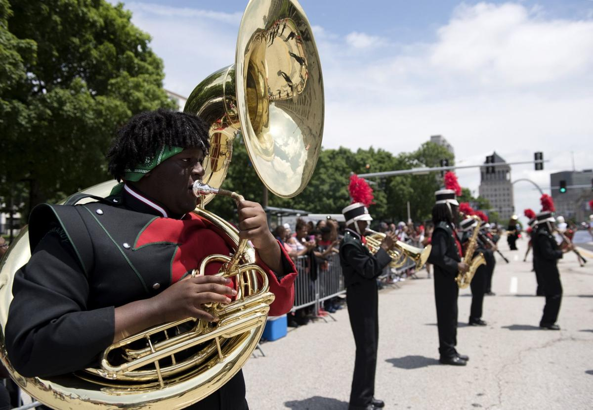 2018 Annie Malone May Day Parade