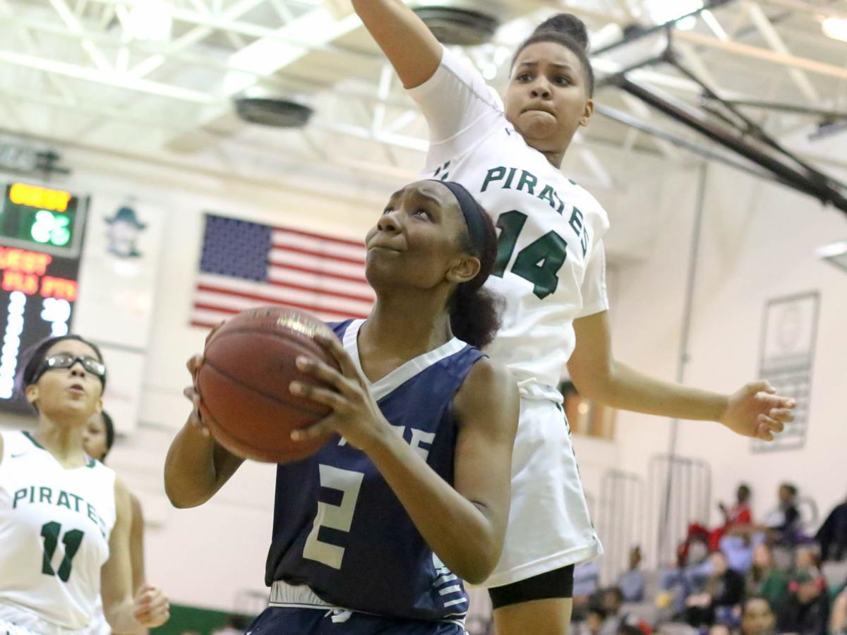 Pattonville vs. McCluer North girls basketball
