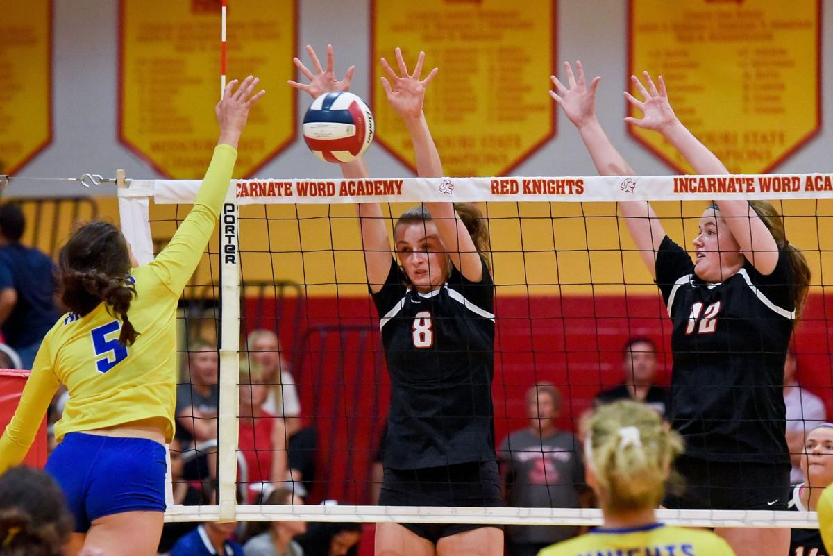 Girls volleyball preseason notebook: Area teams adjust to best-of-5 format; Borgia, Hermann ready to defend crowns