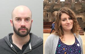 Mann des Mordes angeklagt, im St. Louis County in der Frau verschwinden