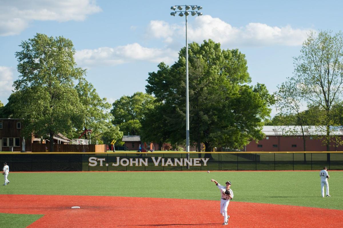 vianney u0027s new baseball field not a home run with builder