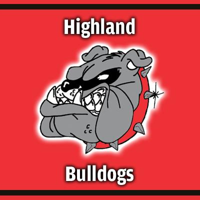 Highland Bulldogs logo