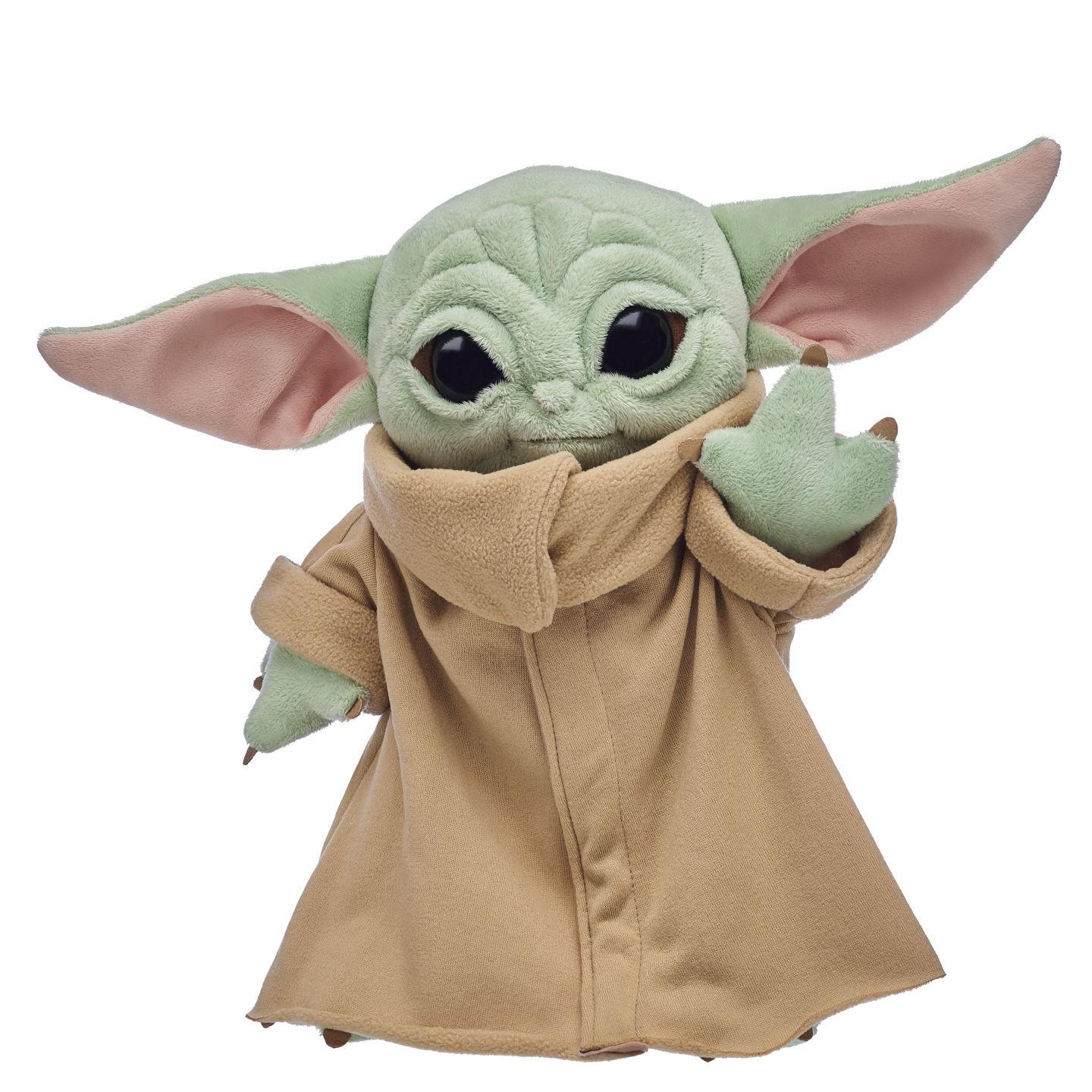 Build A Bear S Baby Yoda Sells Out In Two Hours Local Business Stltoday Com