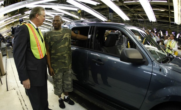 Ford To Retool Claycomo Plant For New Vehicle News