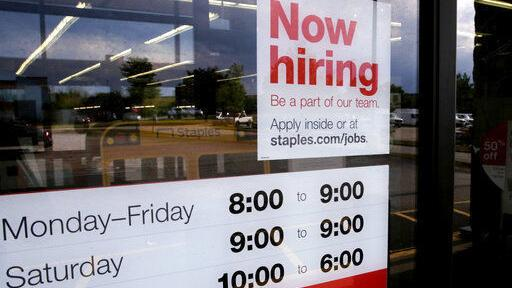 US-Stellenangebote post größten Rückgang seit mehr als vier Jahren