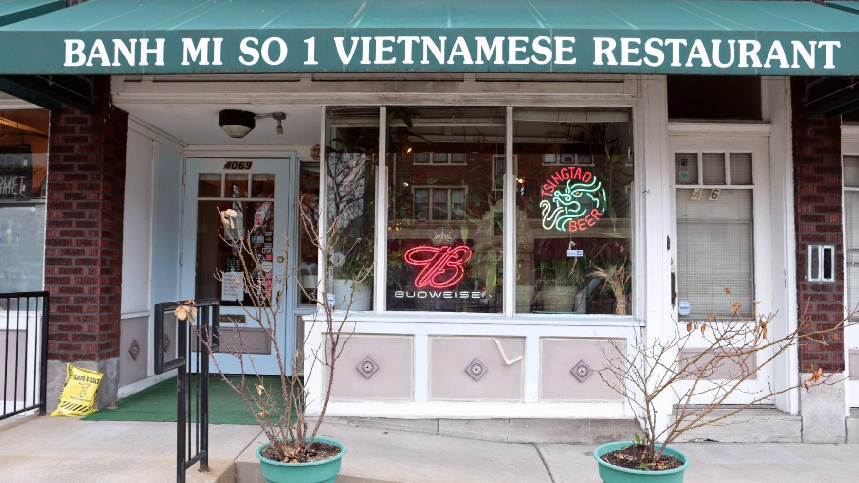 Favorite Vietnamese restaurant