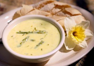 Special request: Magpie's Asparagus Soup