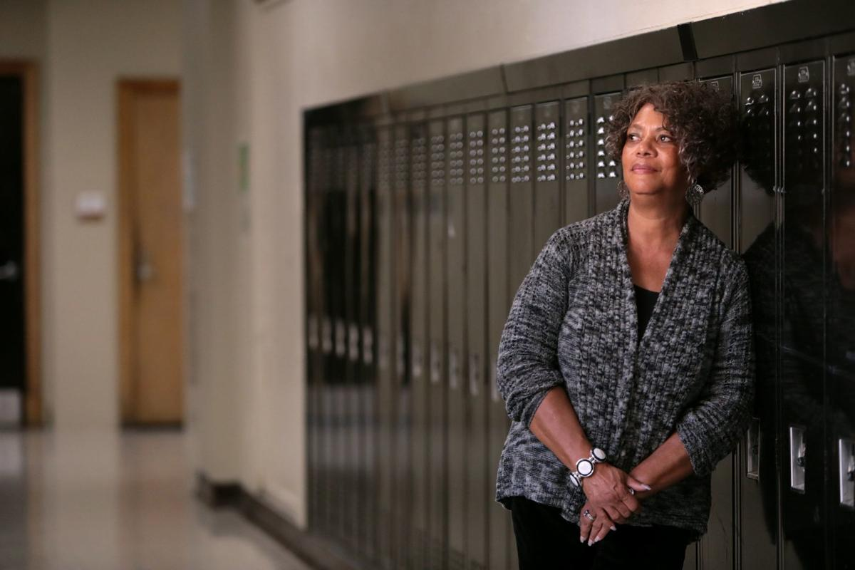 Judy Gladney remembers being part of the first wave of integration at U City High School