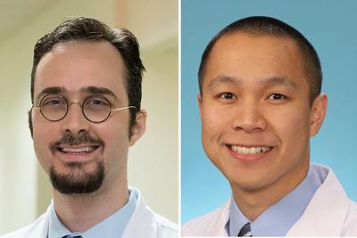 Drs. Tobias Mattei and Berdale Colorado